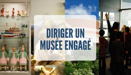 Diriger un musée engagé : Conférence dans le cadre du 2e Colloque étudiant de l'IPAC