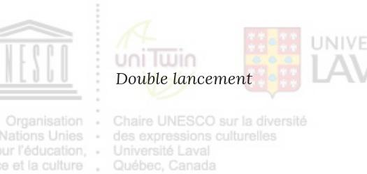 Double lancement «Politiques et coopérations culturelles au temps du numérique»