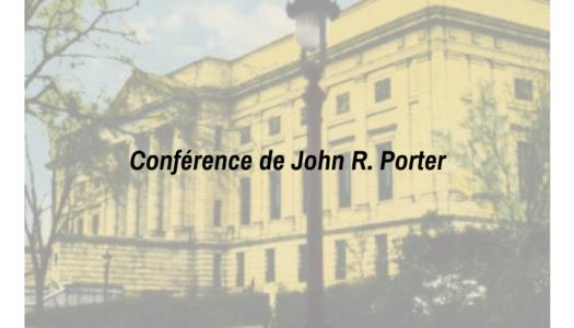 Deuxième conférence des «Récits du patrimoine»
