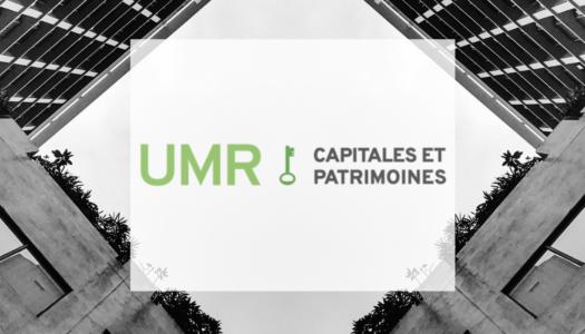 Une page Facebook pour l'Unité mixte de recherche Capitales et patrimoines