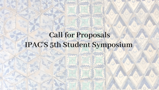 Call for Proposals – 5th Student Symposium